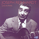 Joseph Reinhardt: Live in Paris