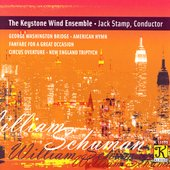 William Schuman / Stamp, Keystone Wind Ensemble