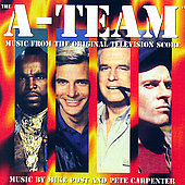 Mike Post: A-Team [Original Television Score/Soundtrack]