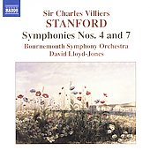Stanford: Complete Symphonies Vol 1 / Lloyd-Jones, et al