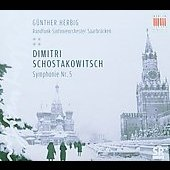 Shostakovich: Symphony no 5 / G&uuml;nter Herbig, et al