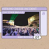 The String Cheese Incident: On the Road: 08-11-07 Morrison, CO [Digipak]