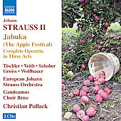 Johan Strauss II: Jabuka / Pollack, et al