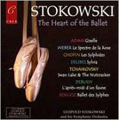 The Heart of the Ballet - Tchaikovsky, etc / Stokowski