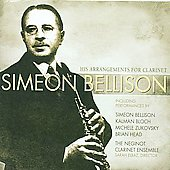 Bellison: Arrangements for Clarinet / Zukovsky, Head, et al