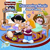 Fisher-Price: Little People: Discover Music Songs & Games