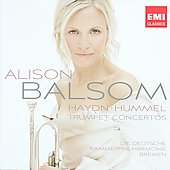 Haydn, Hummel, Torelli, Neruda: Trumpet Concertos / Alison Balsom, Deutsche Kammerphilharmonie Bremen