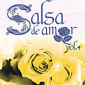 Various Artists: Salsa de Amor, Vol. 4