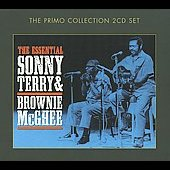 Sonny Terry: The Essential Sonny Terry [Slipcase]