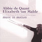 Music in Motion / De Quant, Van Malde