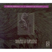 Sonatas & Fantasias / Carlos Prieto