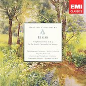 Elgar: Symphonies no 1 & 2, In the South, Serenade for Strings / Barbirolli, et al