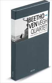 Beethoven: String Quartets no 6, 7, 11