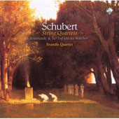 Schubert: String Quartets - Rosamunde & Death and the Maiden / Brandis Qrt.