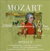 Mozart 250th Anniversary Edition: Operas II