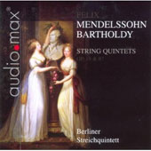 Mendelssohn-Bartholdy: String Quintets