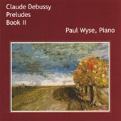 Debussy: Preludes, Book 2