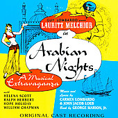 Original Soundtrack: Arabian Nights [Original Cast Recording]