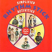 Various Artists: Simplified Rhythm Stick Activities