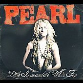 Pearl (Pearl Aday): Little Immaculate White Fox [Digipak]