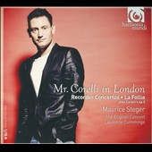 Mr Corelli in London: Recorder Concertos, La Follia