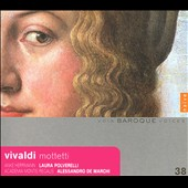 Vivaldi: Mottetti