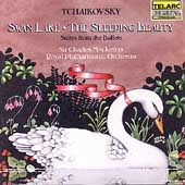 Tchaikovsky: Swan Lake, Sleeping Beauty - Suites / Mackerras