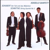Schubert: String Quartet D810
