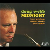 Doug Webb: Midnight [Digipak]