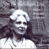 Helen Schneyer: On the Hallelujah Line