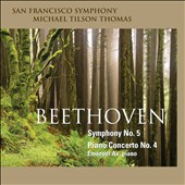 Beethoven: Symphony No. 5; Piano Concerto No. 4