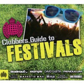 Various Artists: Clubbers Guide to Festivals [Digipak]