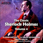 Various Artists: The  Classic Sherlock Holmes, Vol. 4