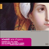 Antonio Vivaldi: Opera Arias / Sandrine Piau, Ann Hallenberg, Paul Agnew