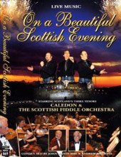 The Scottish Fiddle Orchestra/Caledon/Sfo & Caledon: On a Beautiful Scottish Evening [Video]