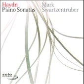 Haydn: Piano Sonatas / Mark Swartzentruber, piano