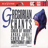 Basic 100 Vol 71 - Gregorian Chant / Mount Angel Abbey Choir Vol 71