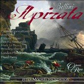 Bellini: Il Pirata / Carmen Giannattasio, Jos&eacute; Bros, Ludovic T&eacute;zier, Brindley Sherra, Mark Le Brocq