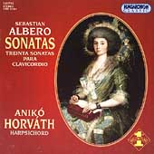 Albero: Thirty Sonatas for Harpsichord / Aniko Horvath