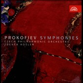Prokofiev: Symphonies nos 1 - 7 (complete) / Czech Philharmonic - Zdenek Kosler