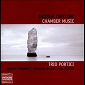 George Onslow: Chamber Music - Piano Trio, Op. 14/2; violin sonata, cello sonata / Trio Portici