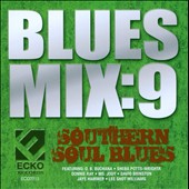Various Artists: Blues Mix, Vol 9: Southern Soul Blues