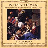 In natali Domini - Christmas in Spain and the Americas