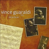 Vince Guaraldi: Live on the Air