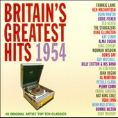 Various Artists: Britain's Greatest Hits 1954