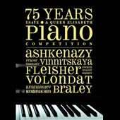 75 Years Ysaye & Queen Elisabeth Piano Competitions - Prizewinners from 1952 - 2010: Ashkenazy, Volondat, Afanzssiev, Manz, Nikolsky, Fleisher, Kozhukhin, Frager, Ousset etc.