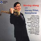 Moving Along / Harvey Pittel, Jeff Helmer