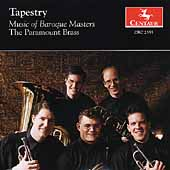 Tapestry - Music of Baroque Masters / Paracourt Brass