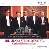 Schubert: String Quintet, etc / Vienna Quartet, Iberer