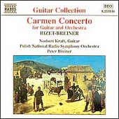 Guitar Collection - Carmen Concerto / Kraft, Breiner, et al